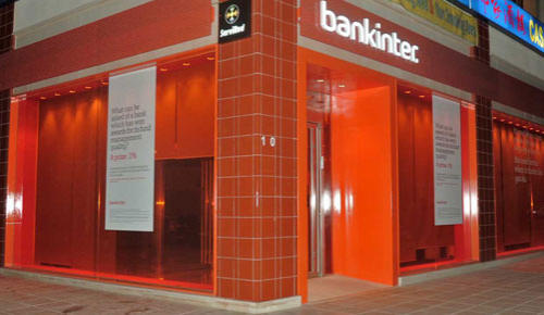 Bankinter oficinas madrid awesome nueva escalera de for Oficinas de bankinter en valencia