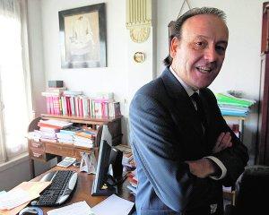 Juan Navarro, abogado.Foto de Juan J. Monzó