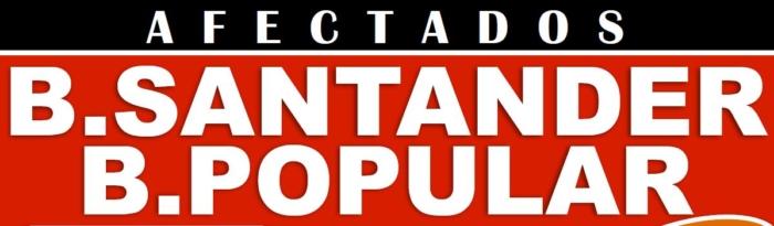 Nueva charla con afectados por el Popular y el Santander en Castellón