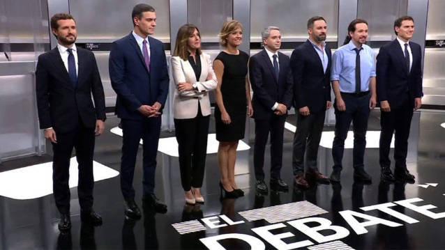 Los candidatos dan la espalda a los expoliados del Popular y a los …